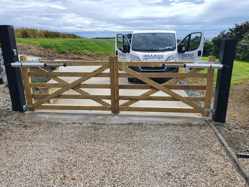 Gate Servicing & Repair
